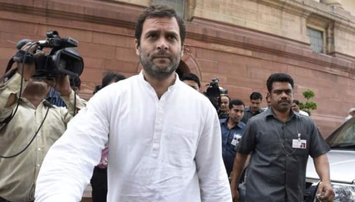 Rahul Gandhi to address three rallies in WB today, share stage with Buddhadeb Bhattacharya