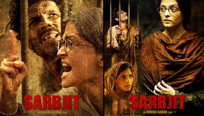Aishwarya Rai Bachchan, Randeep Hooda's new stills from 'Sarbjit'—View in pics!