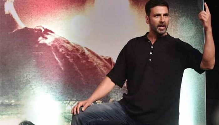 Watch: Akshay Kumar's impressive martial arts session with IPS officers!