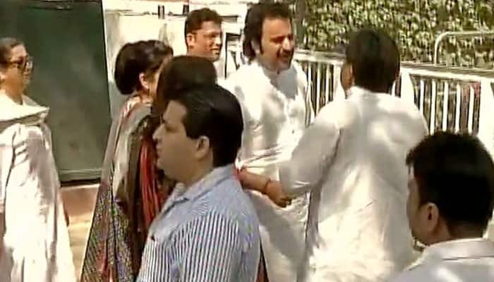 Kuldeep Bishnoi's Haryana Janhit Party merges with Congress to 'uproot BJP'