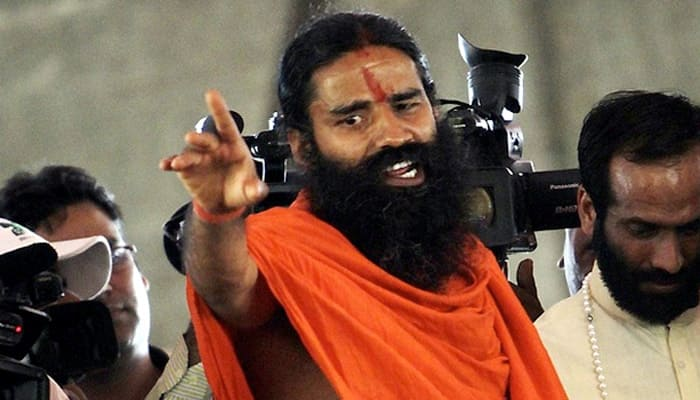 Ramdev sees 'Indianess' in Priyanka, finds Sonia a 'staunch Catholic'; wants Rahul to be strong