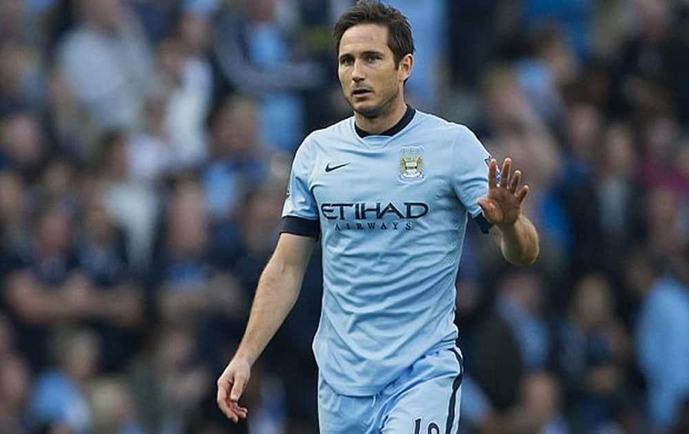 10.Frank Lampard - $90 million