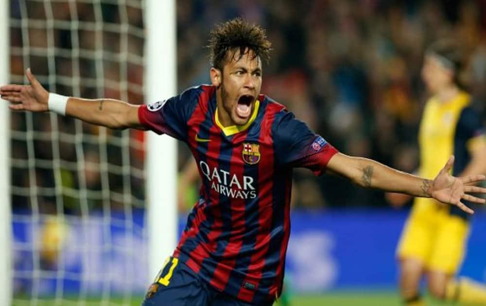 3. Neymar - $152 million