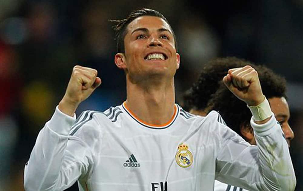 1. Christiano Ronaldo -  $236 million