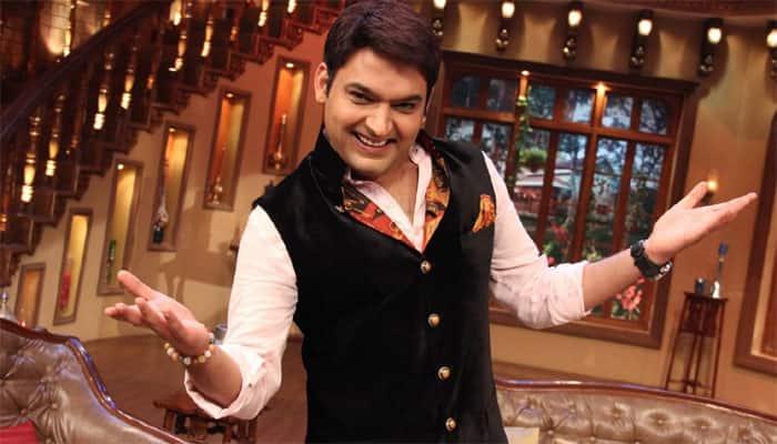 Kapil Sharma meets 'showman' Subhash Ghai at Whistling Woods—See pic!