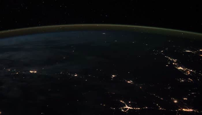 Watch: Beautiful time-lapse video of a night flight from India to China!