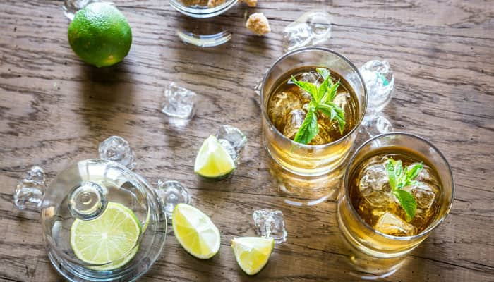 Recipe: Beat the heat with 'Twisted Lime Drink'