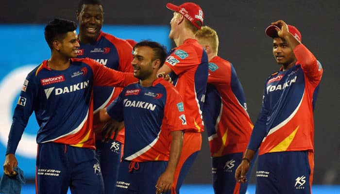 IPL 2016: Amit Mishra reprimanded for using inappropriate language