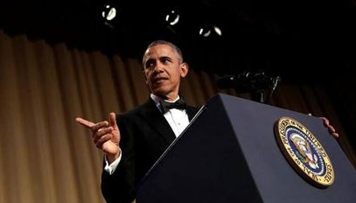 Why US President Barack Obama mocked Donald Trump at final correspondents' dinner