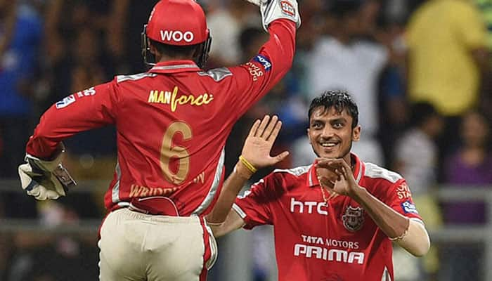 WATCH: Axar Patel performs Champion dance after dismissing Dwayne Bravo for 0
