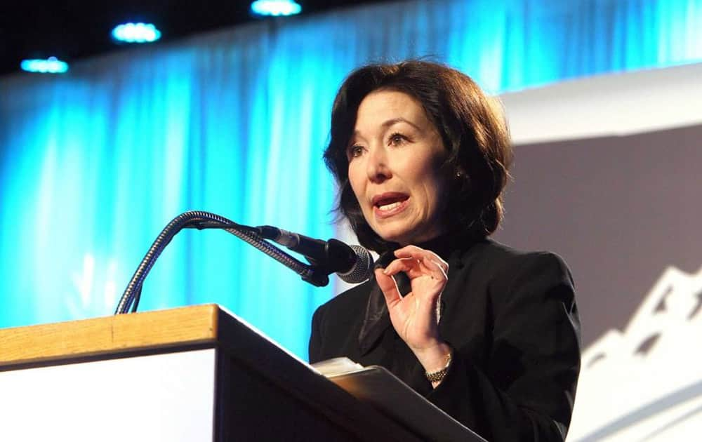 2. Safra A Catz of Oracle Corp with a total compensation USD 53.2 million.