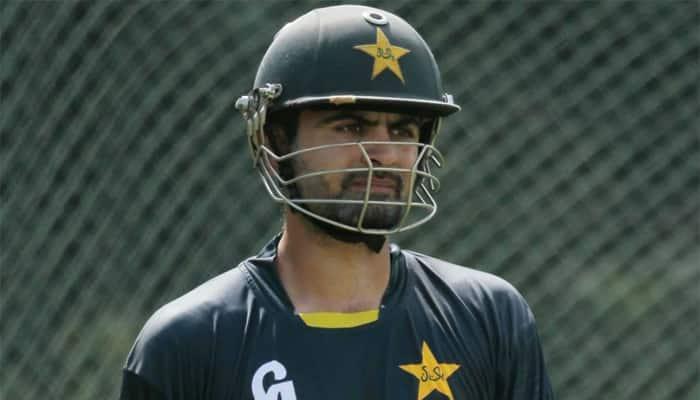 Pakistan drop Ahmed Shehzad, Umar Akmal for England tour