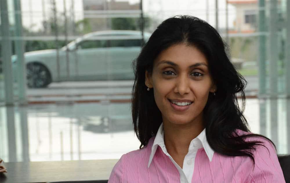 Roshini Nadar. She is Executive Director & CEO, HCL Corporation; Director, HCL Technologies; Trustee, Shiv Nadar Foundation