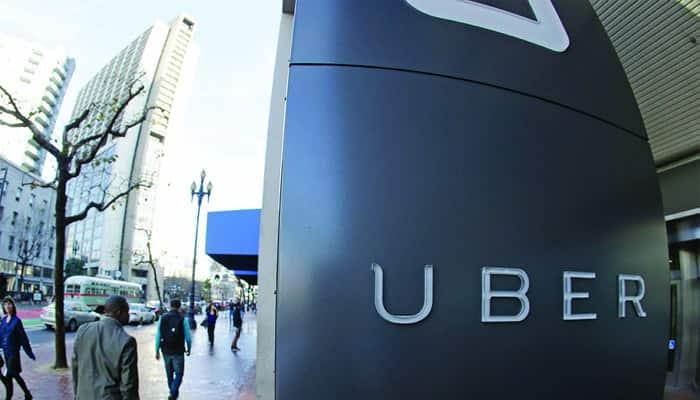 Uber forex card