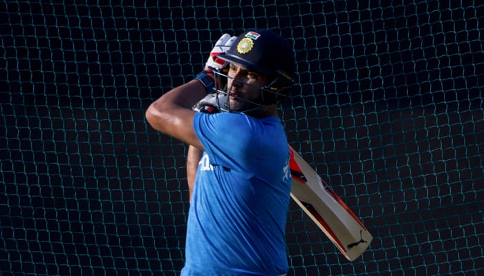 Find out: What Sunrisers Hyderabad's Yuvraj Singh is doing before his first IPL 9 game