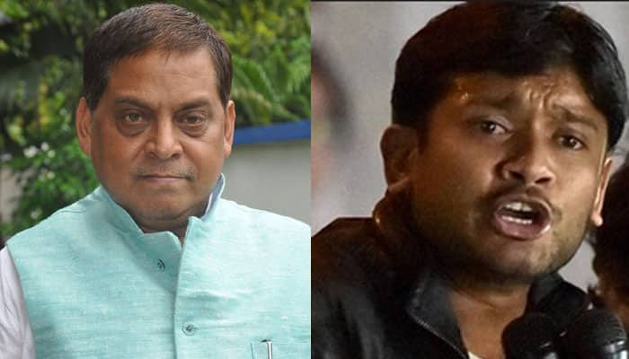 JDU under fire over Kanhaiya Kumar, Facebook users blast party MLC over Nitish government's 'double standards'