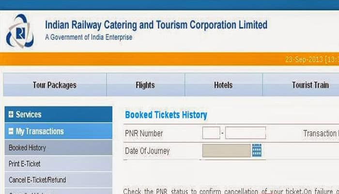 IRCTC denies reports of being hacked; says cyber cell to conduct enquiry