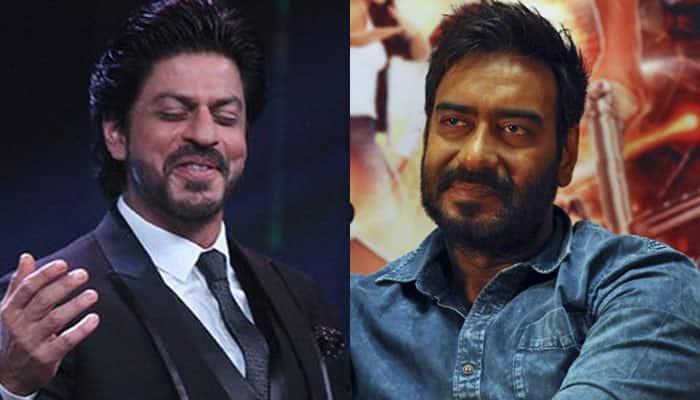 Here's why 'Raees' Shah Rukh Khan and 'Baadshaho' Ajay Devgn won't clash at the Box
