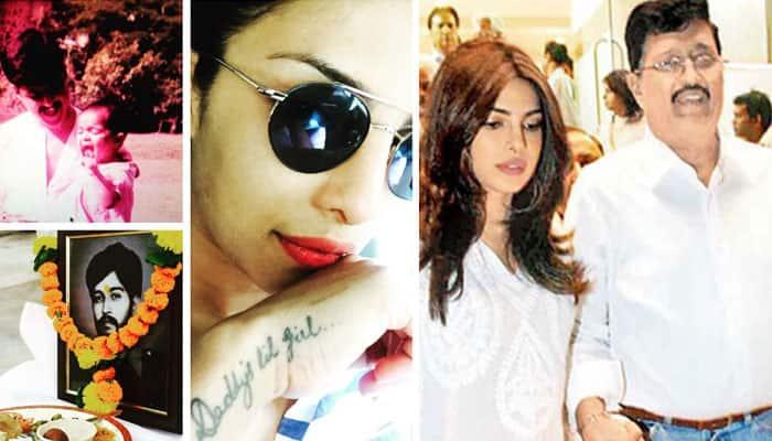 'Daddy's lil girl' Priyanka Chopra moved by a video clip shared by fan!