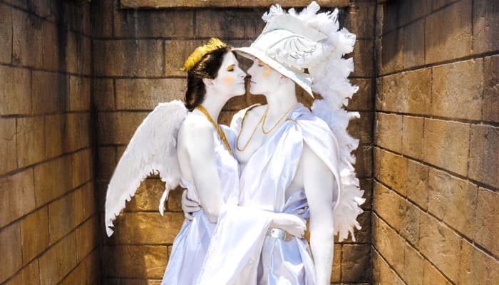 Interesting! Which Greek goddess were you in past life?