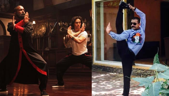 Meet Shifuji Shaurya Bhardwaj: The living legend who played Tiger Shroff's trainer in 'Baaghi'!