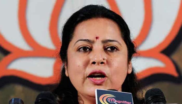 Congress has developed Modi phobia: BJP lawmaker Meenakshi Lekhi