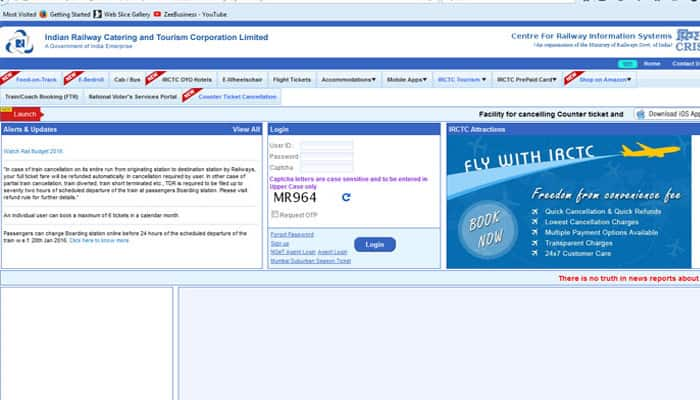 Alarmed by 'data theft' reports, IRCTC to institute cyber security cell