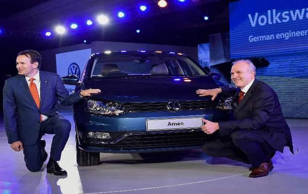 6.VW Ameo
