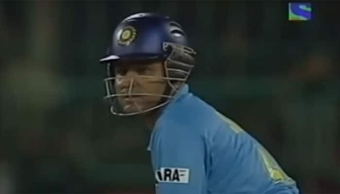 WATCH: 4,4,6,4,4,4 - Virender Sehwag blasts 26 in an over against Sri Lanka