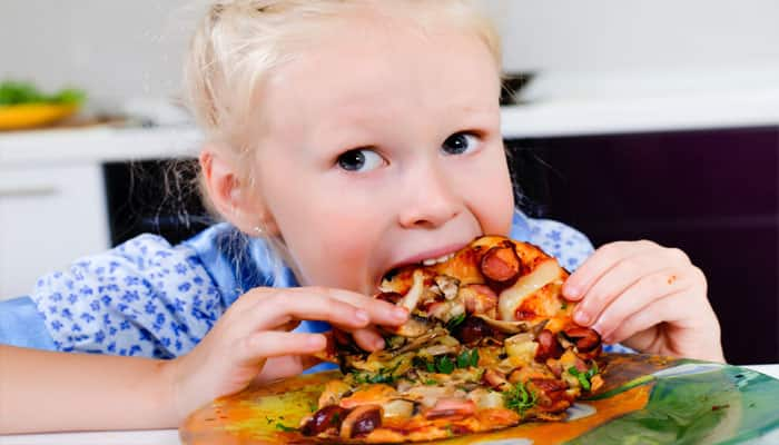 This Is How You Can Keep Your Kids Away From Junk Food