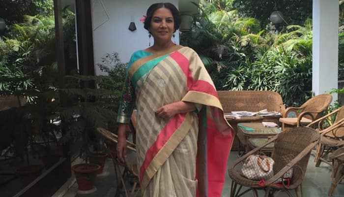 Shabana Azmi gets Mother's Day gift from Sonam Kapoor