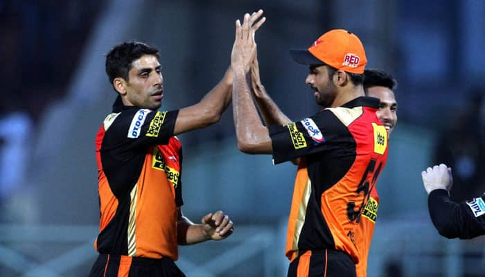 IPL 9, Match 37: Sunrisers Hyderabad thrash listless Mumbai Indians by 85 runs