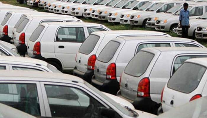Car sales grow after 3 months in April; up 1.87%