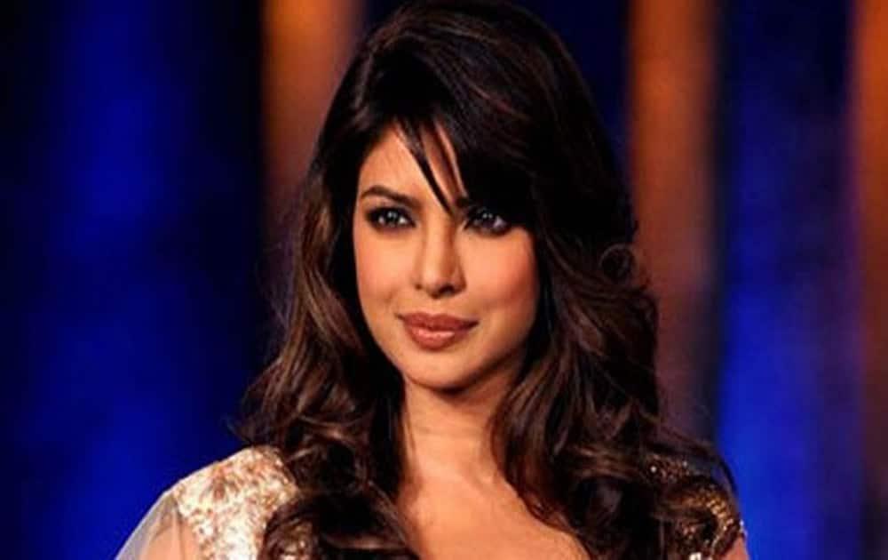 8. Priyanka Chopra – Rs 1.45 crore