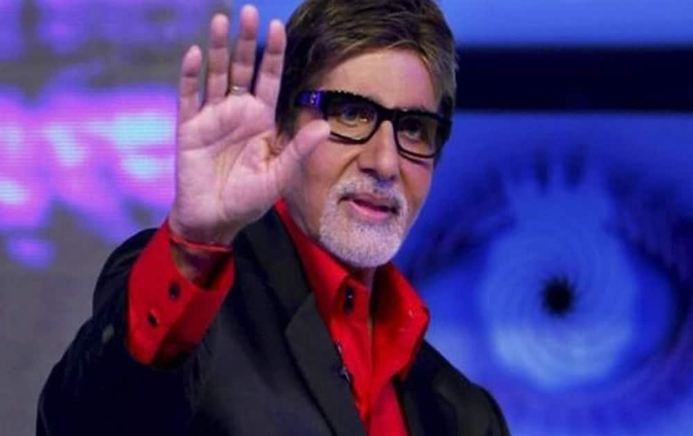 6. Amitabh Bachchan – Rs 17.5 crore