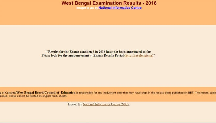 West Bengal Class 10 results to be declared on May 10 @wbresults.nic.in
