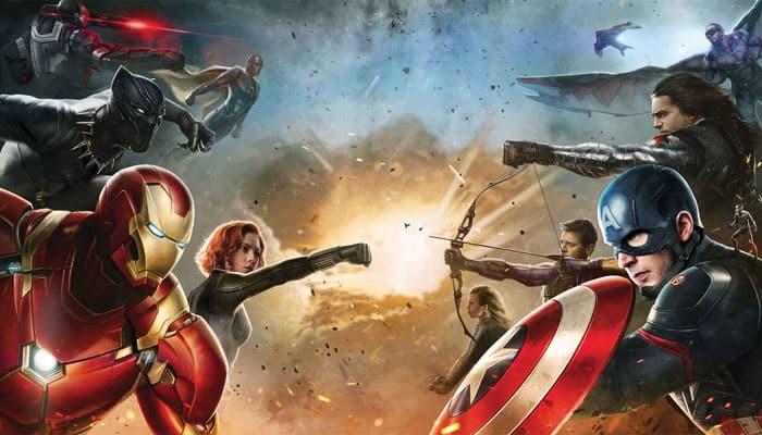 'Captain America: Civil War' gets good start in India