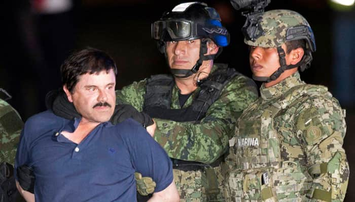 Mexican judge rules drug lord 'Chapo' Guzman can be extradited