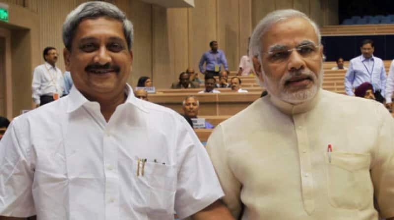 AgustaWestland: Privilege notice against PM Modi, Defence Minister Parrikar in Rajya Sabha
