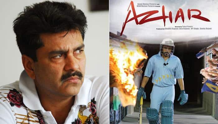 Manoj Prabhakar to take legal action against makers of 'Azhar'?