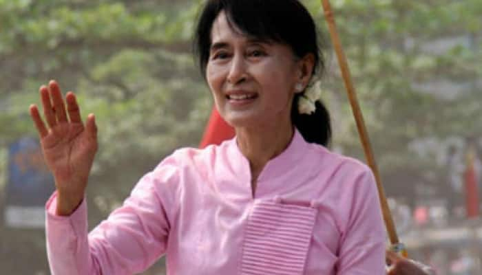 US mulls Myanmar sanctions rethink under Suu Kyi administration