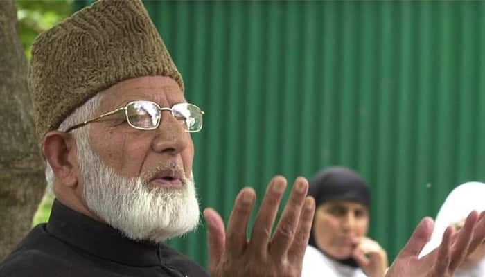 Supreme Court order on NEET: What Syed Ali Shah Geelani has to say
