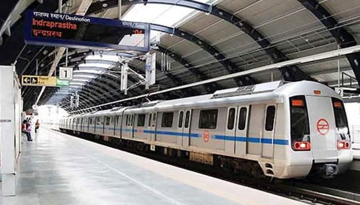 MNC employee held with pistol in Delhi Metro's Vaishali station