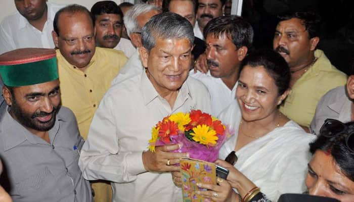 Uttarakhand trust vote: Congress MLAs claim victory; SC to officially declare results on Wednesday