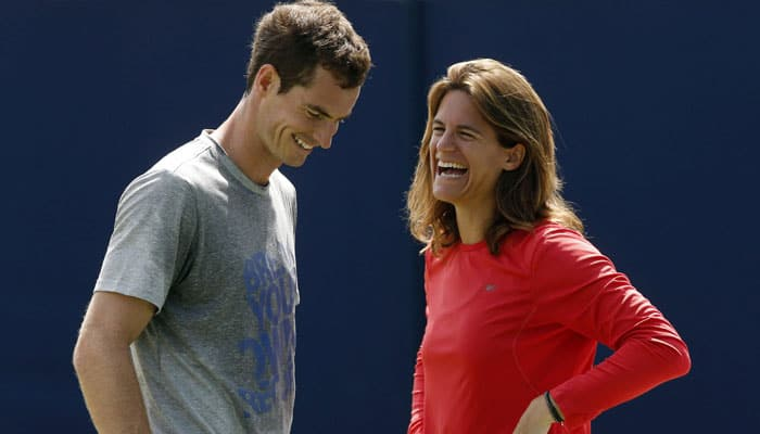 Split with Amelie Mauresmo nothing to do with her being a women coach: Andy Murray