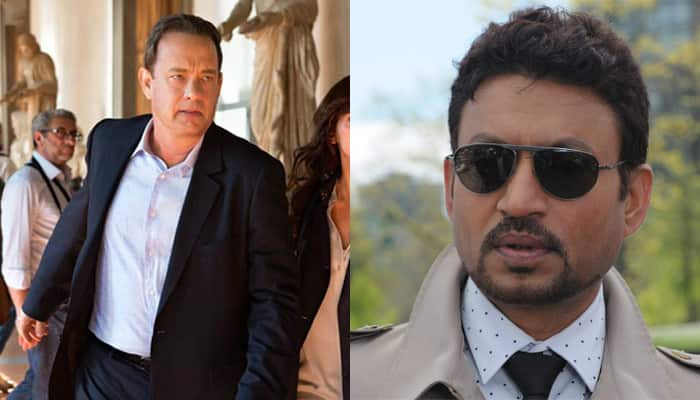 Irrfan Khan, Tom Hanks all set to save the world in Ron Howard's 'Inferno' – Watch trailer