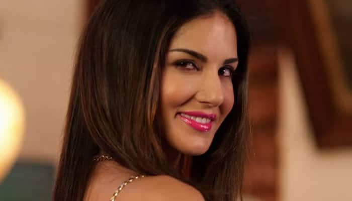 No more on screen kisses for Sunny Leone?