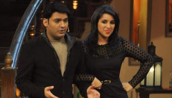Twitter conversation between Kapil Sharma and Parineeti Chopra will make you go ROFL!