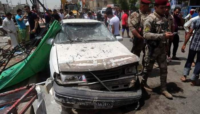 Death toll from bombing in Baghdad's Sadr City rises to 50