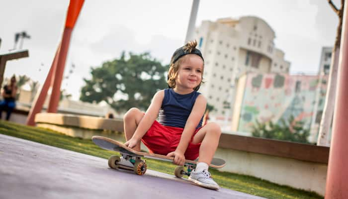 Funky summer trends for children this summer